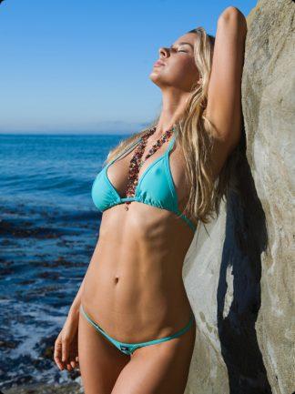 marine micro g string bikini
