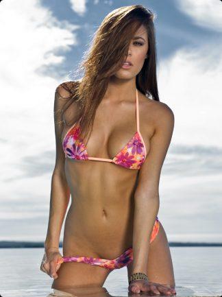 daisy daze cheeky bikini