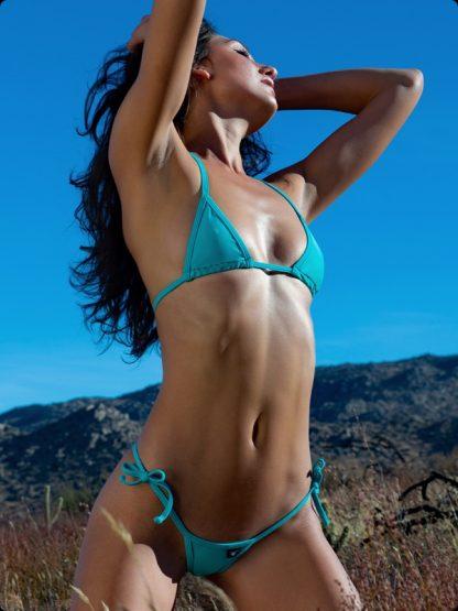marine tie side micro bikini