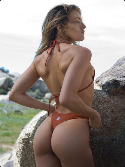 potters clay cheeky thong bikini